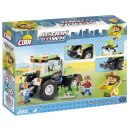 Cobi Action Town 1863 Farma traktor 2