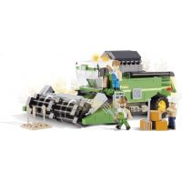 Cobi Action Town 1866 Farma kombajn