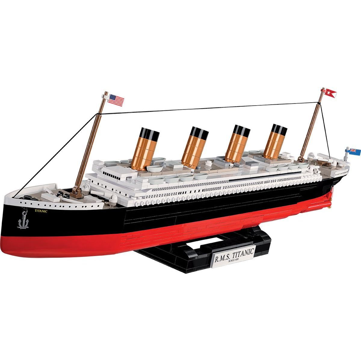 Cobi 1928 Smithsonian Titanic 1:450 executive edition