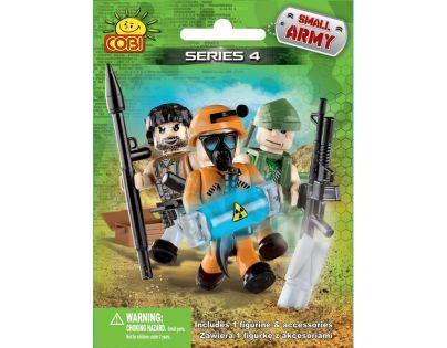 Cobi Malá armáda 2004 1 figurka s doplňky v sáčku