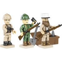 Cobi 2037 Figurky s doplňky French Armed Forces