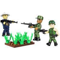 Cobi 2047 Figurky s doplňky Vietnamská válka