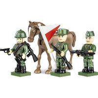 Cobi 2049 Figurky s doplňky Polská armáda 1939