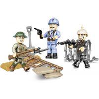 Cobi 2051 Figurky s doplňky 1. světová válka