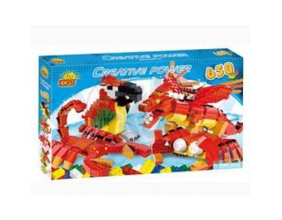 Cobi Creative Power 20650 Sada kostek 650ks
