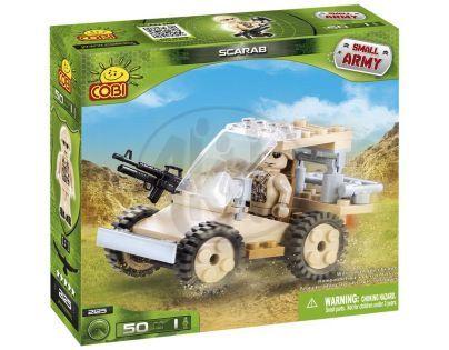 Cobi Malá armáda 2125 Vozidlo Scarab