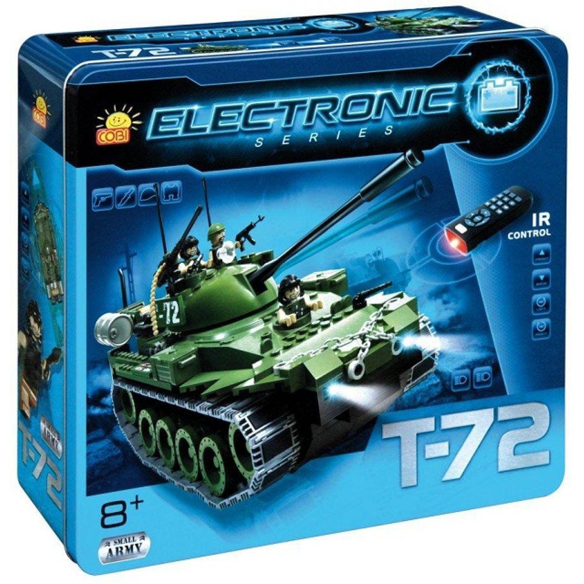 Cobi Electronic 21900 Tank T-72