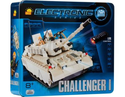 Cobi Electronic 21901 Tank Challenger I