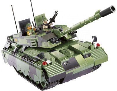 Cobi Electronic 21902 Tank Challenger II - Poškozený obal