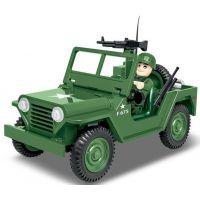 Cobi 2230 Malá armáda M151 A1 MUTT