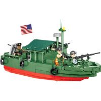 Cobi Vietnam War Patrol Boat River MK II 1:35