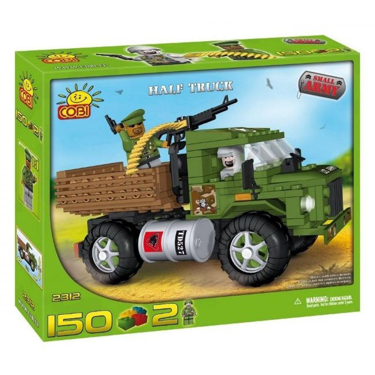 COBI 2312 - Malá armáda - Nákladní auto