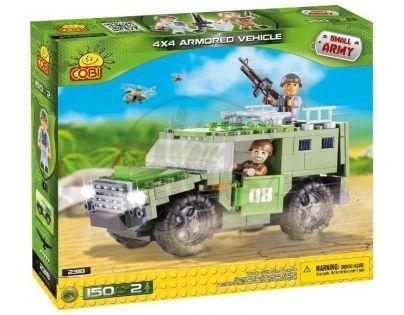 Cobi Malá armáda 2318 Obrněné vozidlo 4x4