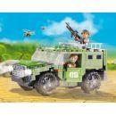 Cobi Malá armáda 2318 Obrněné vozidlo 4x4 3