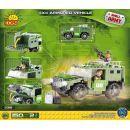 Cobi Malá armáda 2318 Obrněné vozidlo 4x4 4