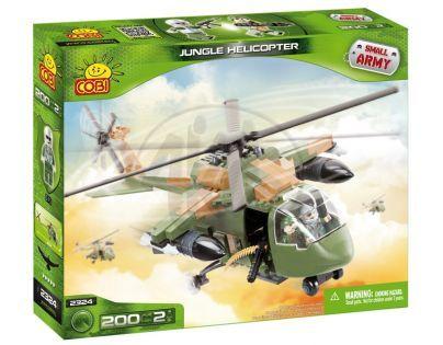 Cobi Malá armáda 2324 Vrtulnik Jungle