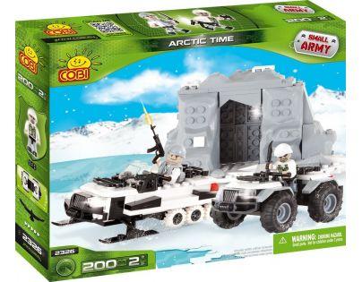 Cobi Malá armáda 2326 Polární jednotka Arctic Time