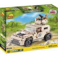 Cobi Malá armáda 2328 Vozidlo pro boj v poušti