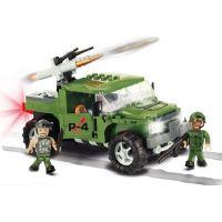 Cobi Malá armáda 2336 P-4 ozbrojené vozidlo