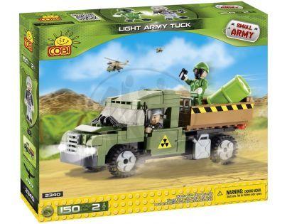 Cobi Malá armáda 2340 Vojenský náklaďák