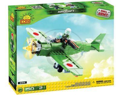 Cobi Malá armáda 2341 Letadlo