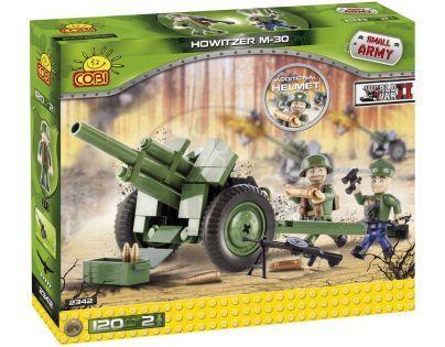 Cobi Malá armáda 2342 Houfnice M-30 WP