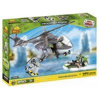 Cobi Malá armáda 2358 Vrtulník Storm