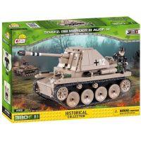 Cobi 2381 Malá armáda II. světová válka Sd. Kfz 138 Marder III Ausf.H