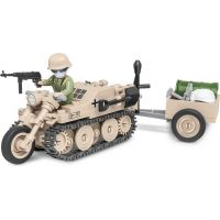 Cobi 2401 Malá armáda II. svetová vojna Sd. Kfz. 2 Kettenkrad