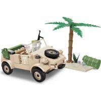 Cobi 2402 Malá armáda II. světová válka VW typ 82 Kubelwagen