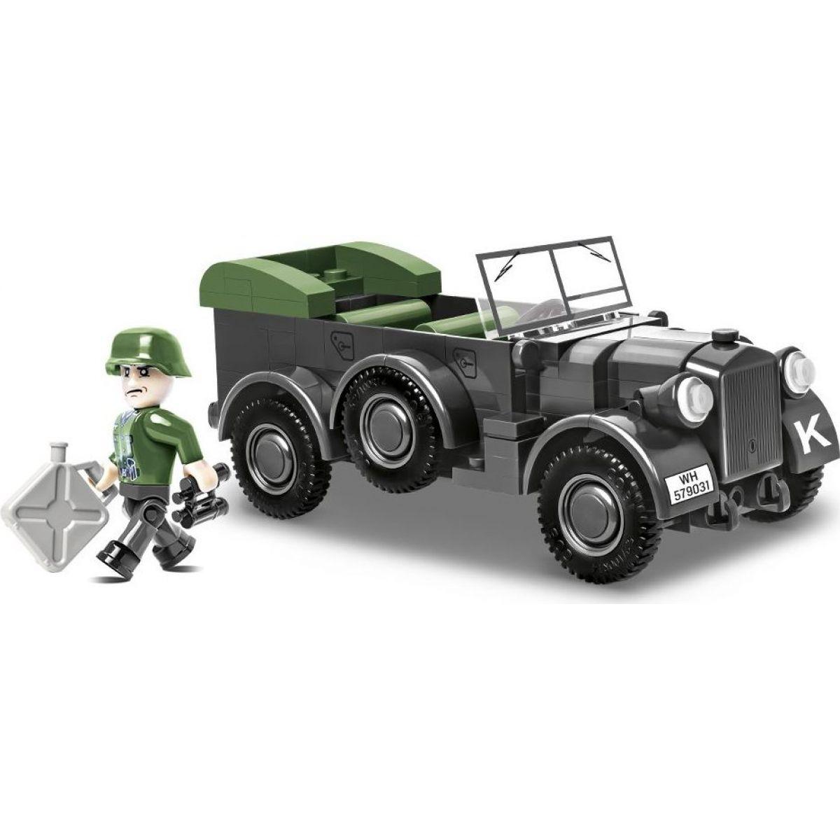 Cobi 2405 Malá armáda II. světová válka 1937 Horch 901 Kfz. 15 1:35