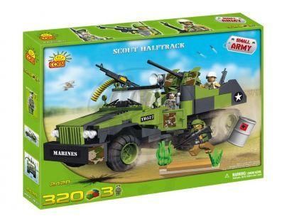 COBI 2420 - Malá armáda - Nákladní auto
