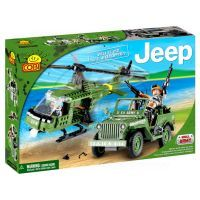 COBI 24252 - Jeep Willys - JEEP Willys MB