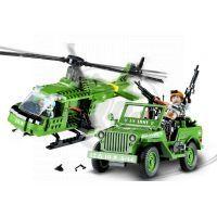 COBI 24252 - Jeep Willys - JEEP Willys MB 2