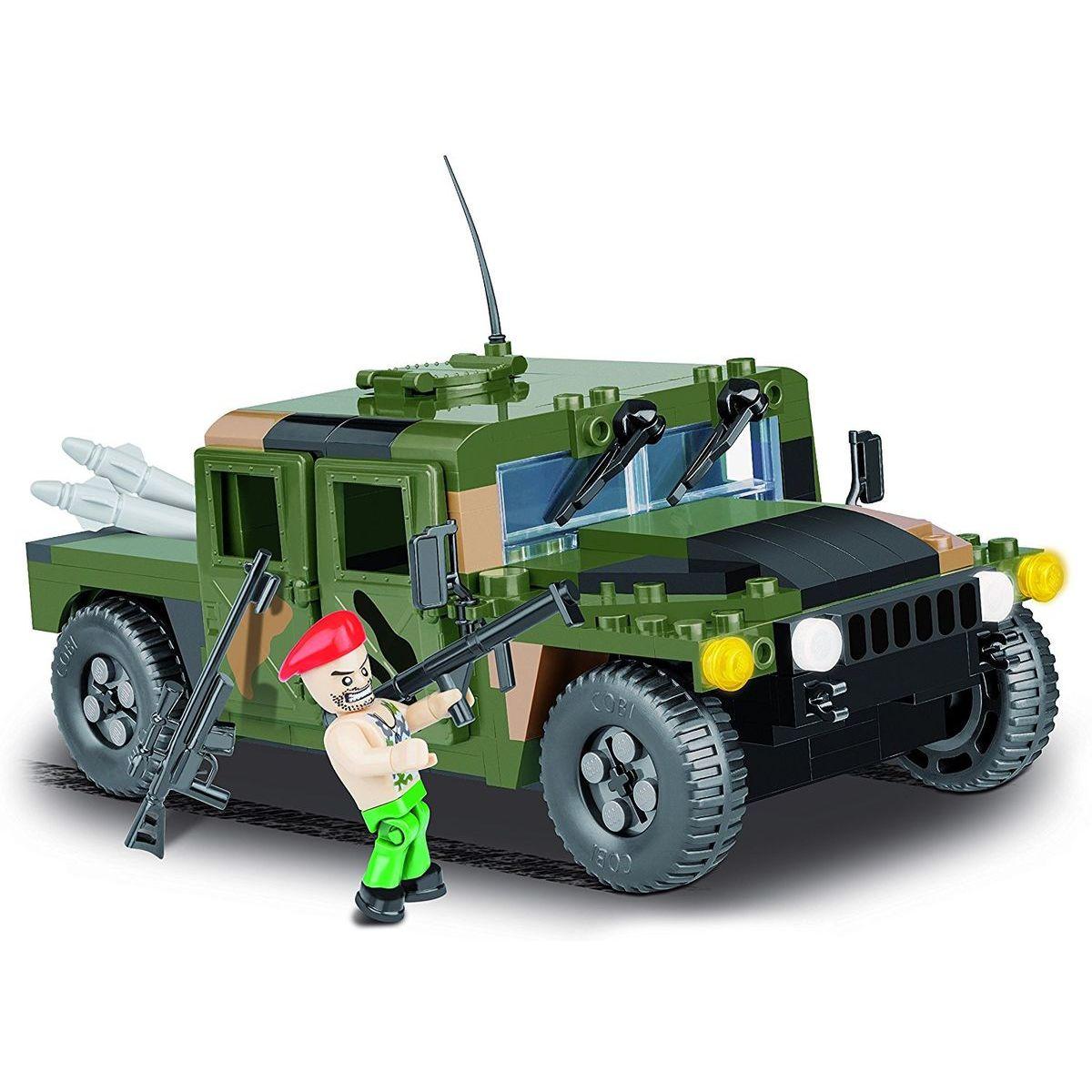 Cobi 24304 Malá armáda NATO Vozidlo Zelené