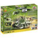 COBI 2443 - Tank Sherman (II. světová válka) 2