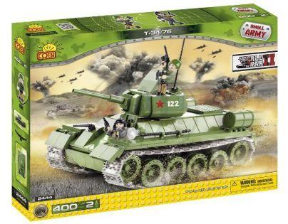 COBI 2444 - Malá armáda - II. světová válka - Tank 34/76