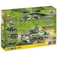 COBI 2444 - Malá armáda - II. světová válka - Tank 34/76 2