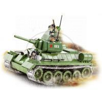COBI 2444 - Malá armáda - II. světová válka - Tank 34/76 3