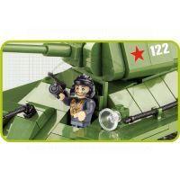 COBI 2444 - Malá armáda - II. světová válka - Tank 34/76 4