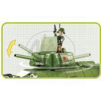 COBI 2444 - Malá armáda - II. světová válka - Tank 34/76 5
