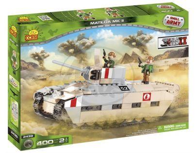 Cobi 2439 - Malá armáda - Tank Matilda MK II