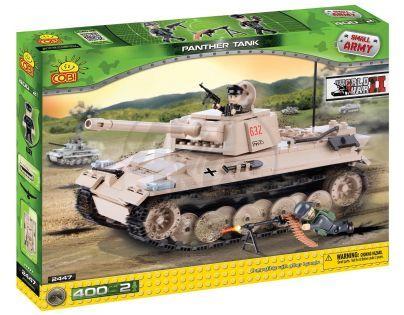 COBI 2447 - II. světová válka - Tank Panther