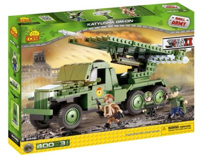 COBI 2448 - Small Army Katyusha BM-I3N