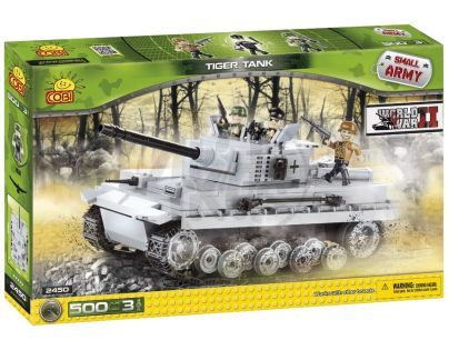 COBI 2450 - Tank Tiger (II. světová válka)