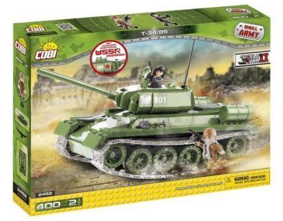 COBI 2452 - II. světová válka Tank T-34/85