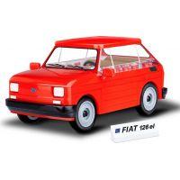 Cobi Youngtimer Malý FIAT 126p 1994-1999 1:35