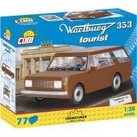 Cobi 24543 Youngtimer Wartburg 353 Tourist