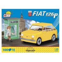 Cobi 24552 Youngtimer Polský FIAT 126p