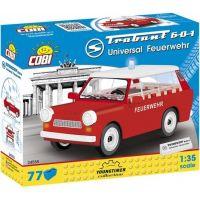 Cobi Youngtimer Trabant 601 Hasiči